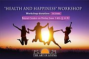 Free Health & Happiness Workshop