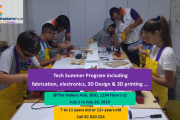 The Makers Hub Tech Summer Program