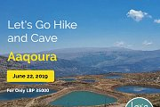 Let's Go Hike And Cave In Aaqoura