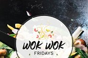 Wok Wok Night at Le Royal Hotel