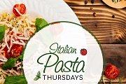 Italian Pasta Night at