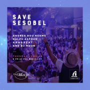 Save Sesobel - Fundraising Party