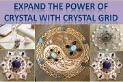 Expand the Power of Crystals with Crystal Grid Workshop