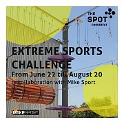 Extreme Sports at the Spot Choueifat