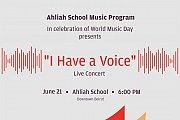 I Have A Voice Live Concert at Fete de la Musique