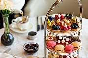 Cherry Themed Afternoon Tea at Four Seasons Beirut