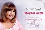Meet & Greet Chantal Goya