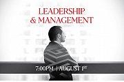 Leadership & Management Workshop