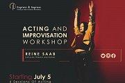 Express & Impress - Acting and Improvisation Workshop, Level 1