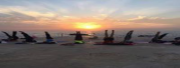 Sunset Hatha Yoga with Serene at Sporting