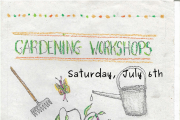 Gardening Workshop at Les Racines du Ciel