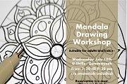 Mandala Drawing Workshop at Skillz Beirut