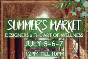 Summers Market  Designers and The art of Wellness