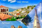 Trip to Deir Mimas, Arnoun & Maghdoucheh by Hike Across Lebanon
