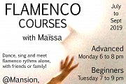 Flamenco Summer Classes