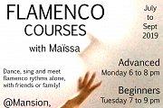 Flamenco Summer Classes