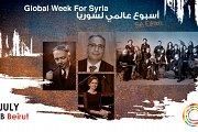 New European Ensemble with Tatiana Primak Khoury | Global Week for Syria 2019