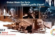 Florian Zenker (DE) and Friends | Global Week for Syria 2019