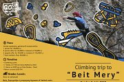 "Climbing Trip to ""Beit Mery"" with Go Up Climb"