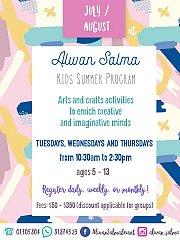 Kids Summer Program at Alwan Salma