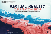 Virtual Reality Illustration Show