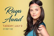 Raya Awad live @bloom