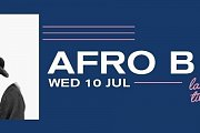 URBN Presents: AFRO B Live at Caprice LTD