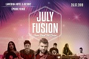 July Fusion from Dusk to Dawn