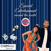 Special Entertainment with MiniStudio at Citymall
