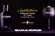 Bulldog Gin Tasting - The Malt Gallery | Faqra