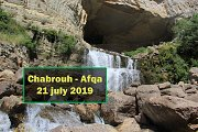 Hiking Chabrouh - Afqa with Rovers Lebanon