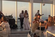 Sunset Hour Live Band at Level 26 in Four Seasons Hotel