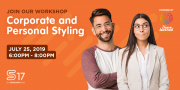 Corporate & Personal Styling Workshop at S17 powered by I Have Learned Academy