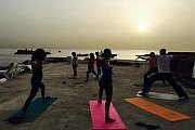 Vinyasa Yoga at Sporting Swimming Club