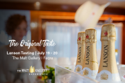 Lanson Tasting Event | The Malt Gallery - Faqra