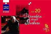 Gerard Depardieu - Part of Beiteddine Art Festival 2019