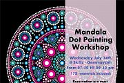 Mandala Dot Painting Workshop