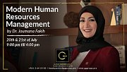Modern Human Resources Management by Dr. Joumana Fakih