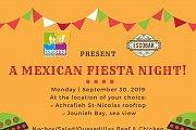 A Mexican Fiesta Night
