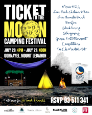 Ticket To The Moon Camping Festival