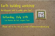 Earth Building Workshop