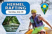 Rafting and Hermel Tour with Cedars Wanderers