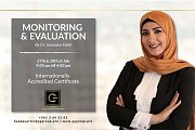 Monitoring & Evaluation by Dr. Joumana Fakih