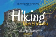 *HIKING in Darb El Mseilha with LEBANON OUTDOOR ACTIVITIES*