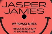 Decks on the Beach presents Jasper Jamesa