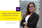 Adobe After Effects - Beginner Course