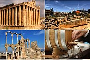Baalbek - Anjar - Ksara Tour with Zingy Ride