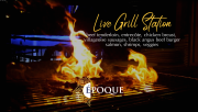 Live BBQ Every Night at Epoque by Lamedina