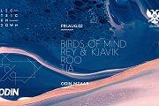 Electric Sundown x ODIN present Birds Of Mind and Rey & Kjavik