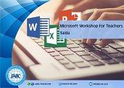 Microsoft Workshop for Teachers